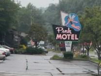 Pink Motel Sign