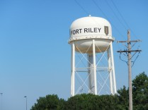 Fort Riley Water Tower