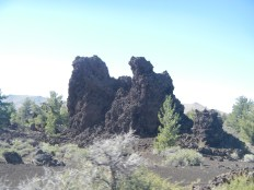 Lava Formation Craters of the Moon National Park, Idaho