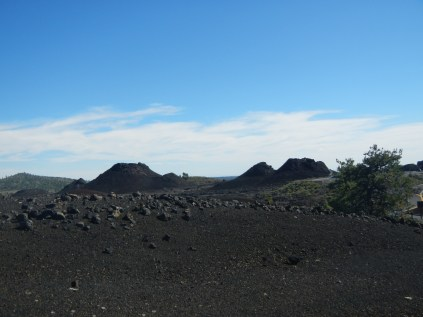 Lava Field Craters of the Moon National Park, Idaho