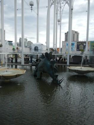Bronze Statue - Dino