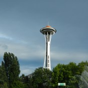 Visiting Seattle Washington - Space Needle