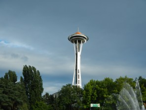 Space Needle on the skyline