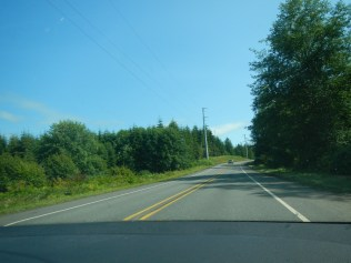 On the road Washington