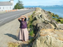 Lauren in Coastal Washington