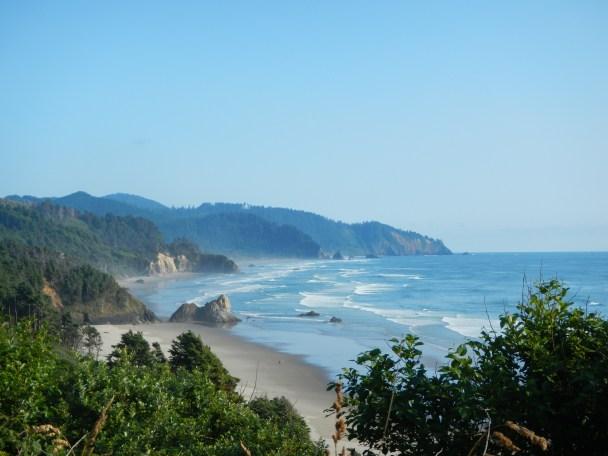 Oregon Coast taken with AW-100