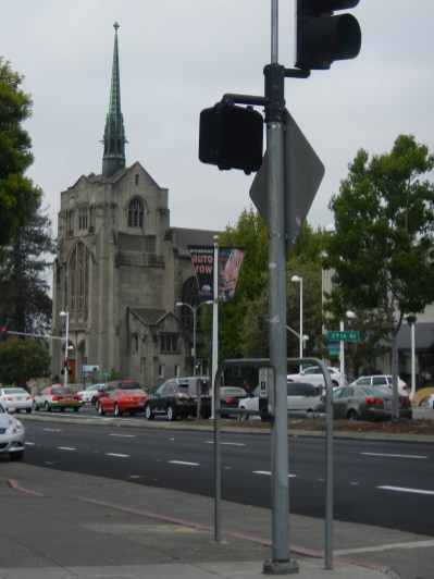 Cool Church Oakland Ca