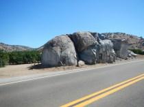 Roadside Boulders