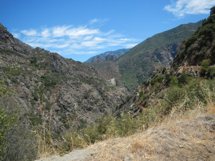 Kings Canyon National Park - View from Picnic Area