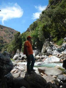 Kings Canyon National Park - River 5