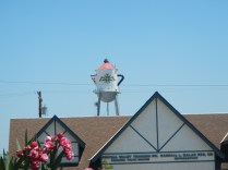 Water Tower Kingsburg, CA