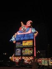 Circus Circus Sign Las Vegas NV