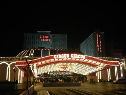 Circus Circus Las Vegas NV