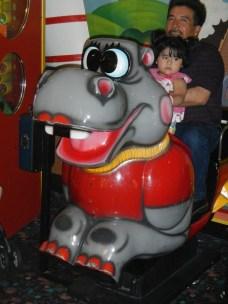 Circus Circus Hippo Las Vegas NV