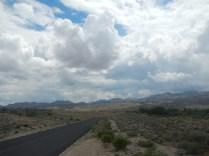 Empty Road in Arizona