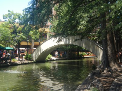 The Riverwalk Downtown San Antonio