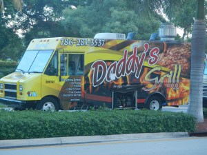 Food Truck in Hollywood