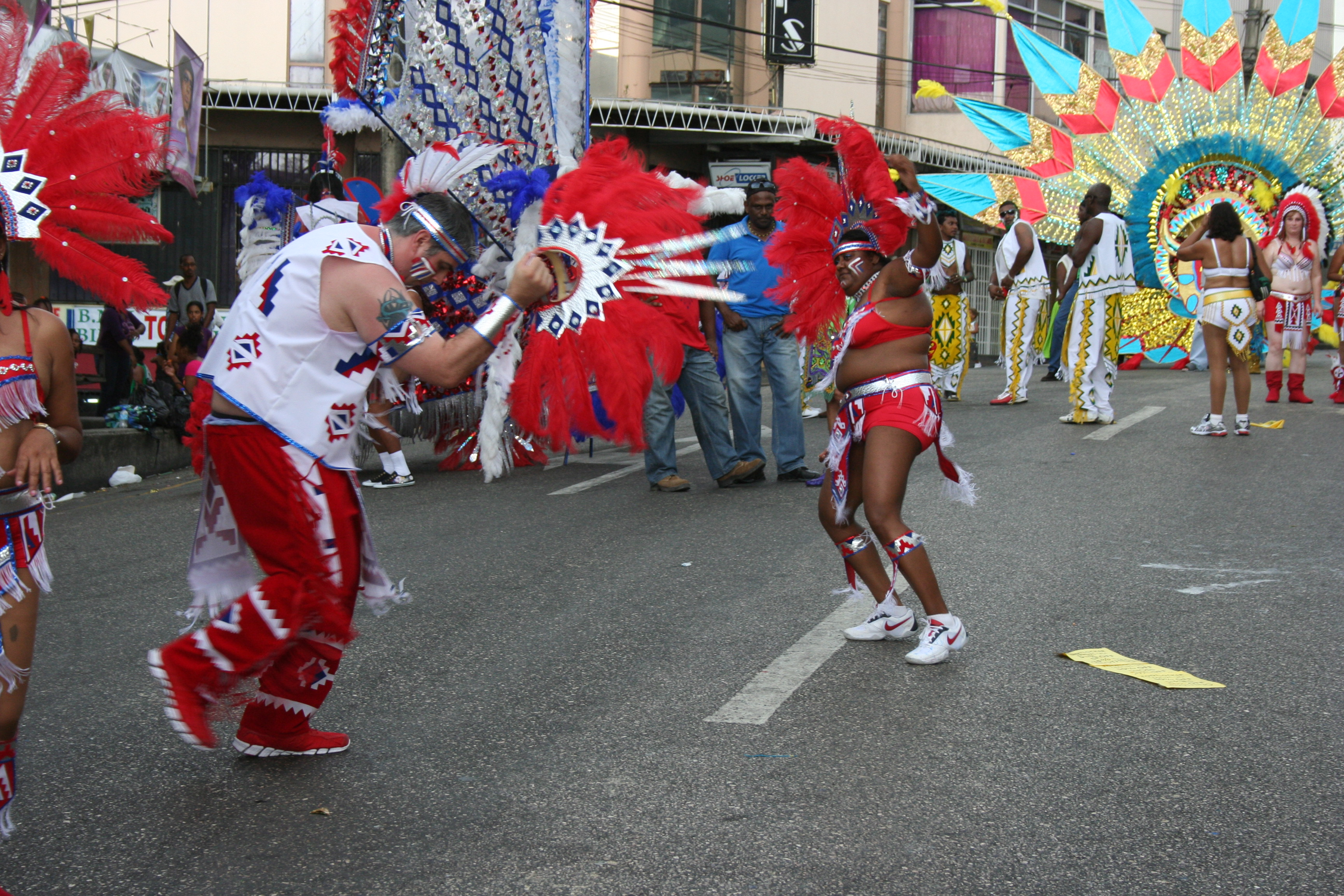 carnival in trinidad a white man s guide travel photos