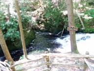 Pennell Falls Bushkill Falls Pennsylvania Poconos