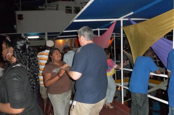 Party Cruise C2K12 Carnival in Trinidad & Tobago
