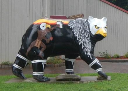 Bear Eagle