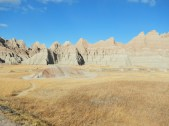 Badlands South Dakota