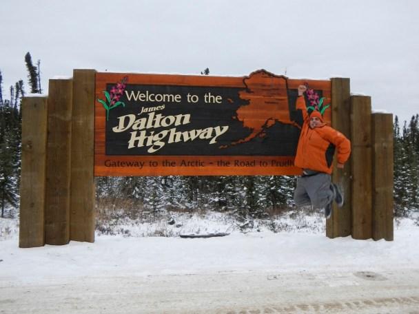Finishing the Dalton Highway!