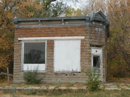This used to be a bank in South Dakota