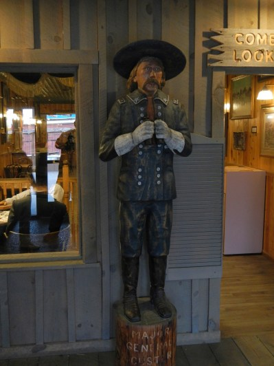 Statue in Wall Drug | Wall SD