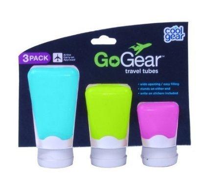Gogear travel tubes
