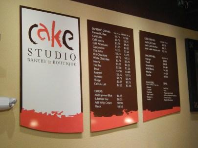 Cake Studio Downtown Anchorage Alaska