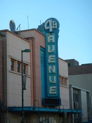 4th Avenue theater Anchorage Alaska