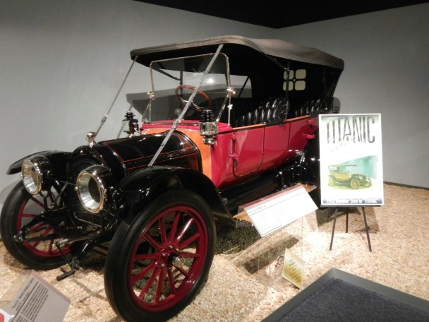 "1912 Rambler from ""Titanic"""