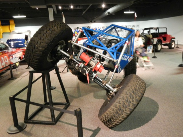 Dune Buggy National Automobile Museum Reno