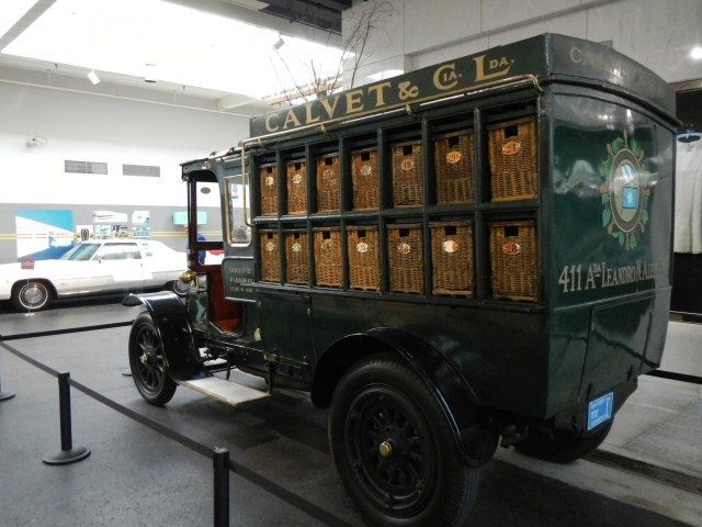 Wine Delivery - National Automobile Museum Reno