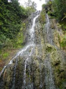 Waterfall at the Japanese Tea Garden San Antonio