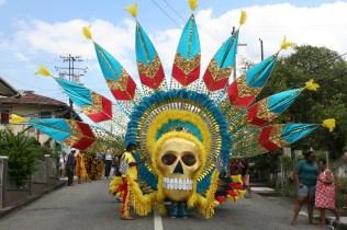 Jaggesar King Costume 2012 - Carnival in Trinidad