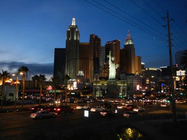Las Vegas at Sundown