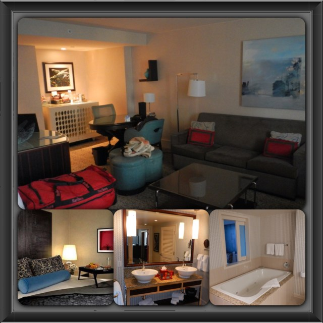 Review Kimpton Suite