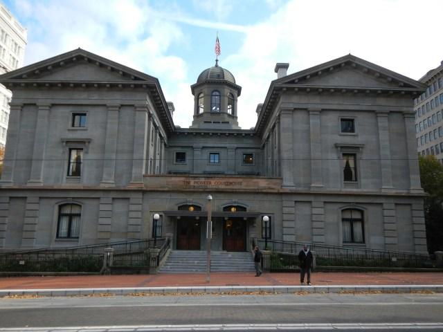 Portland Courthouse