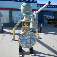 RoadSide Attraction in Hawthorne Nevada