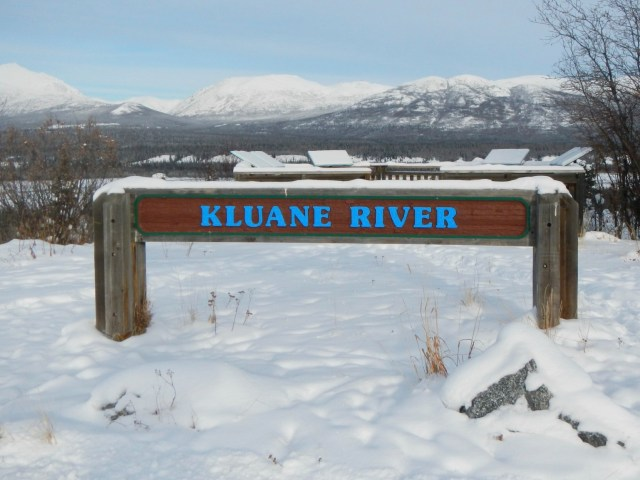 Klaune River Rest Area