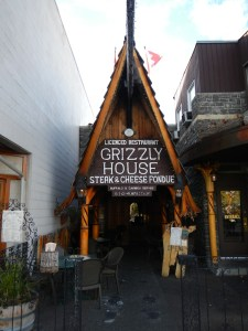 Review of Grizzly House Banff AB Canda