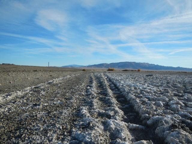 Nevada Salt Flats