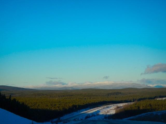 Alaska Canada Highway 13-1