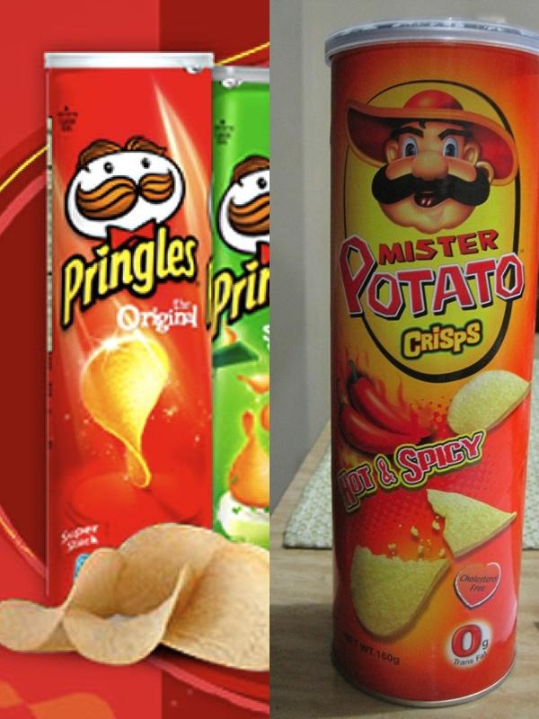 Pringles-MrCrisp knockoff
