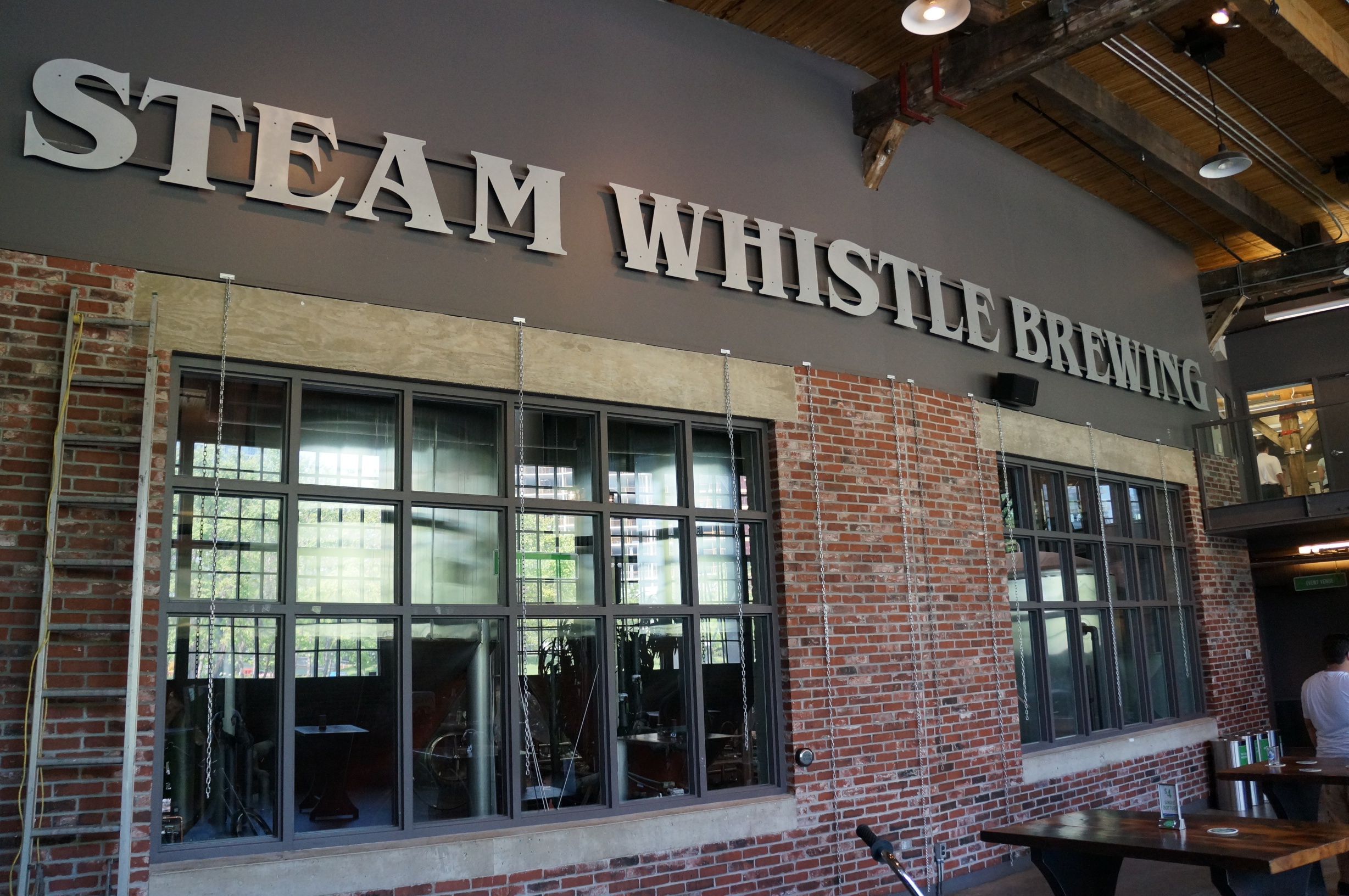 Steam Whistle Brewery | Toronto | Tour | Cost | Photos