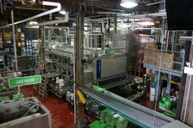 Steam Whistle Brewery Tour Toronto 9
