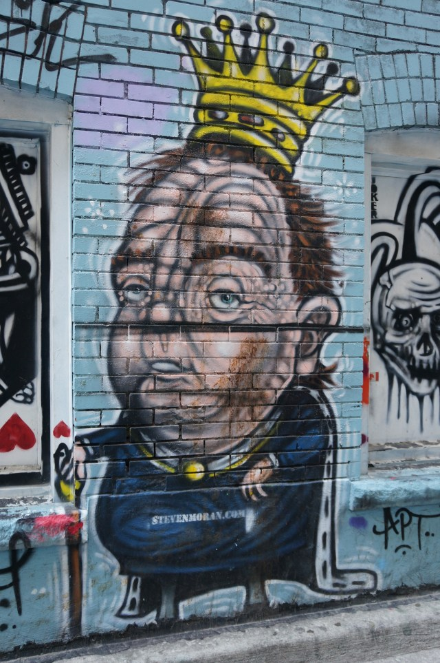 Toronto Street Art Graffiti 34
