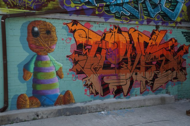 Toronto Street Art Graffiti 46